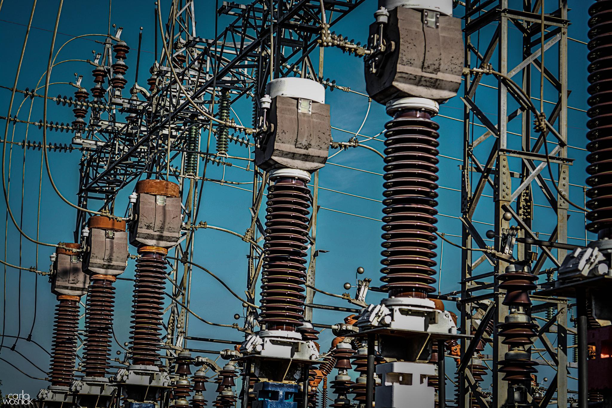 Cena elektřiny za kWh