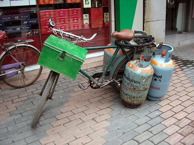 zásobník plynu