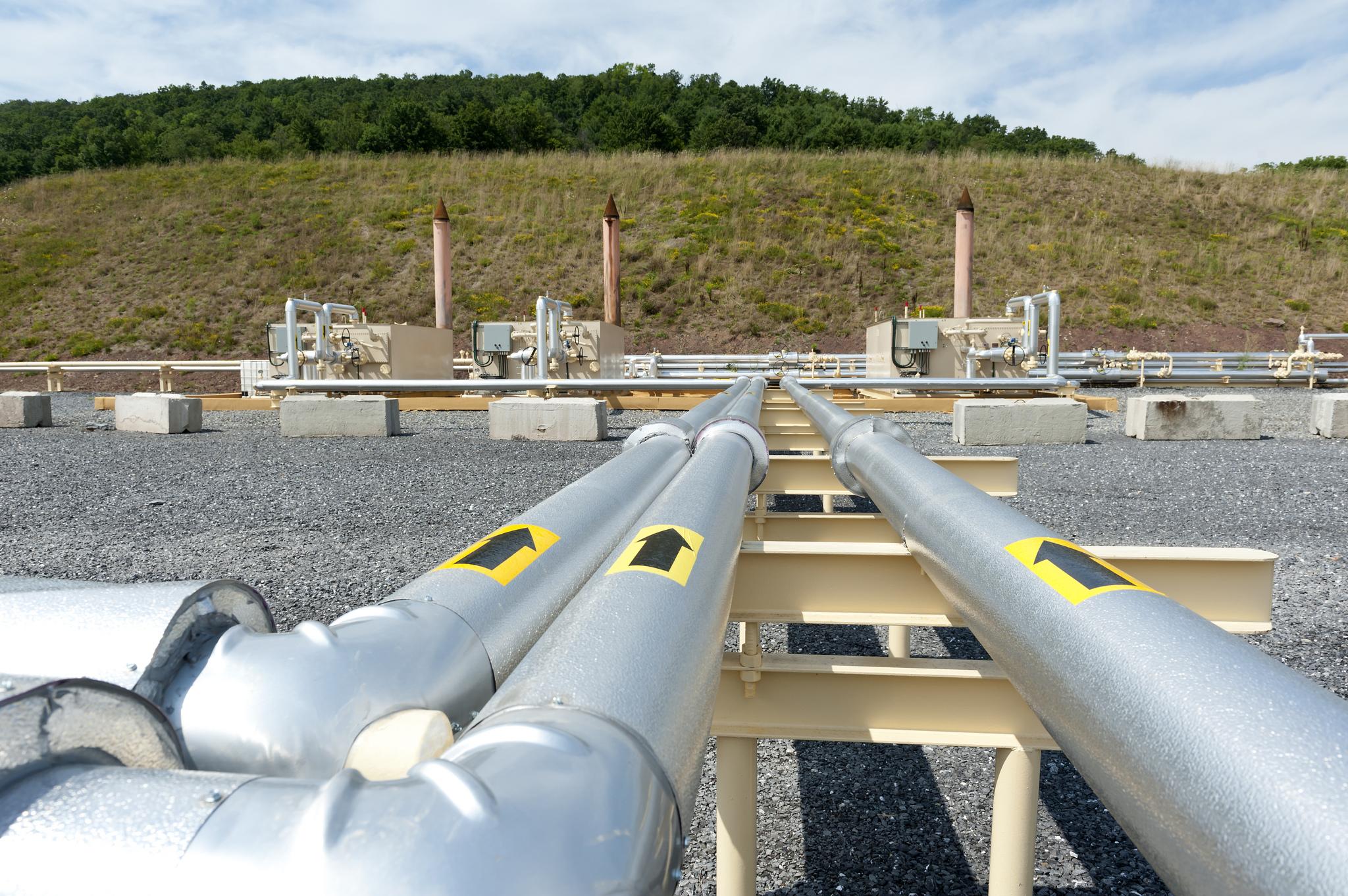 Co tvoří cenu plynu za m3