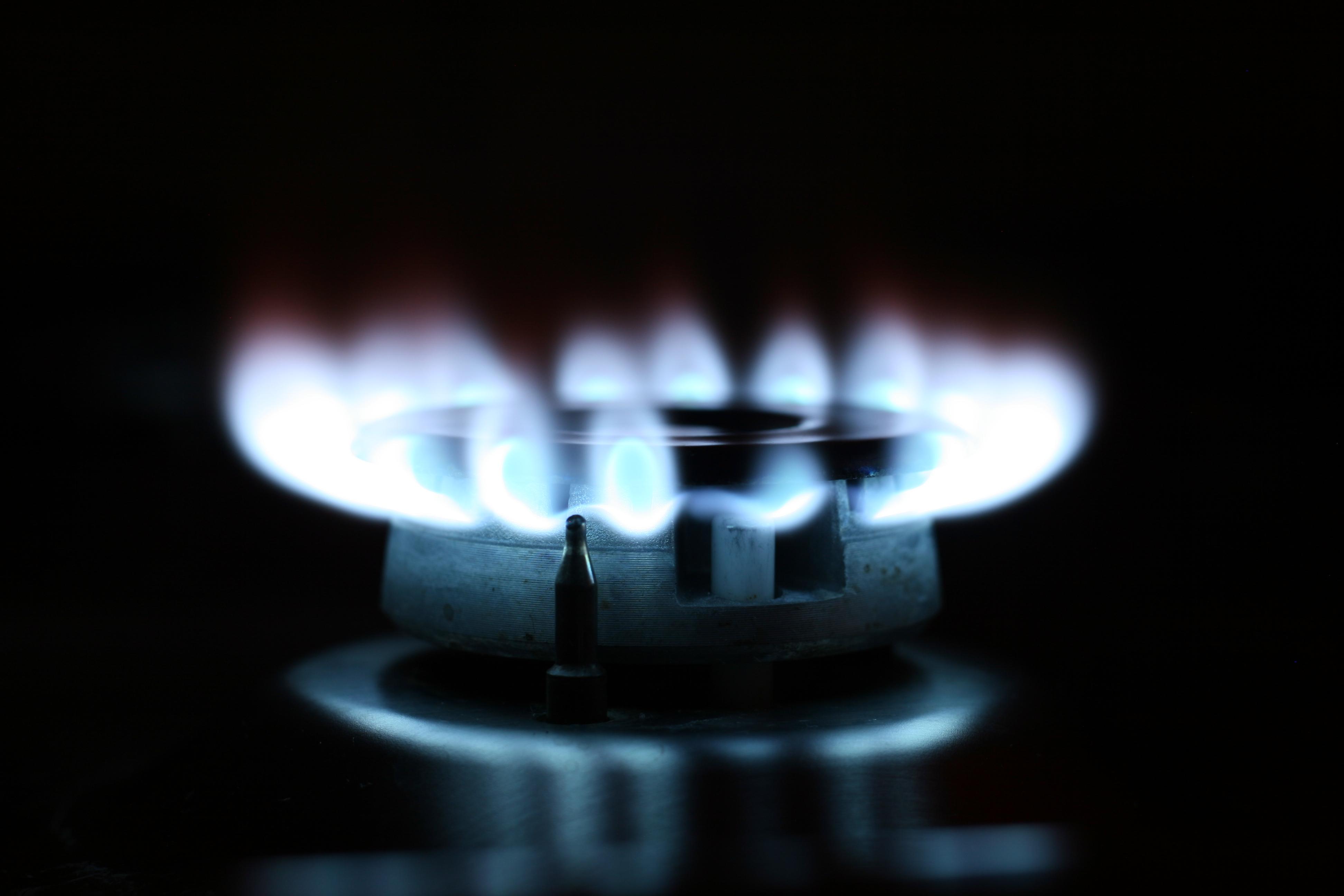 Kalkulačka plynu bez osobních údajů