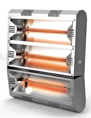 tepelný zářič