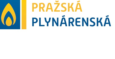 Pražská Plynárenská - logo