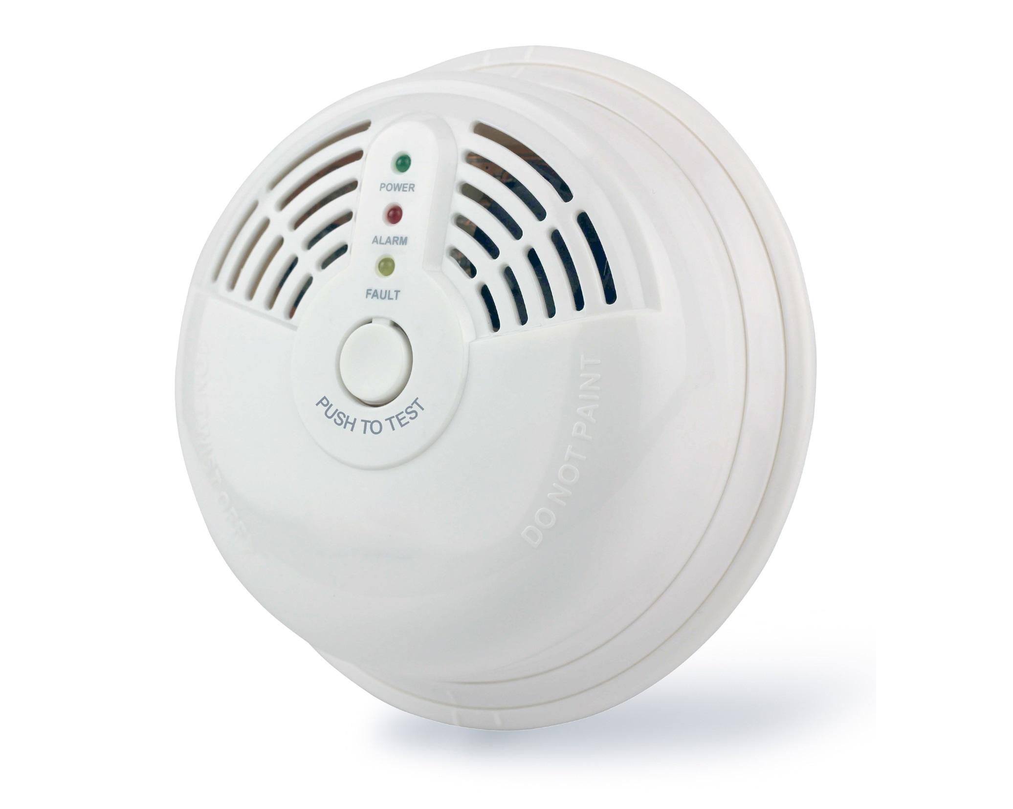 Detektor plynu