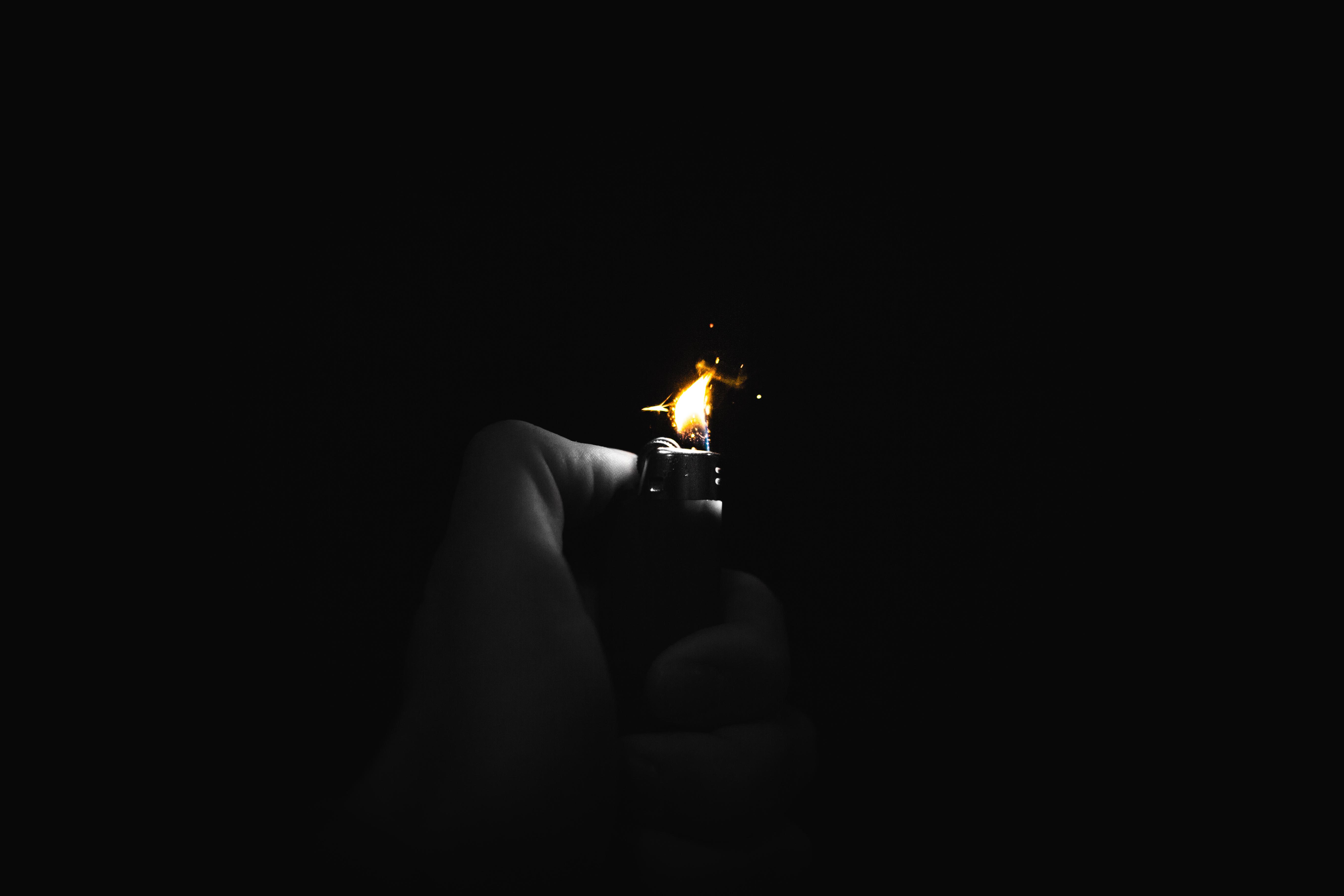 Plynový zapalovač