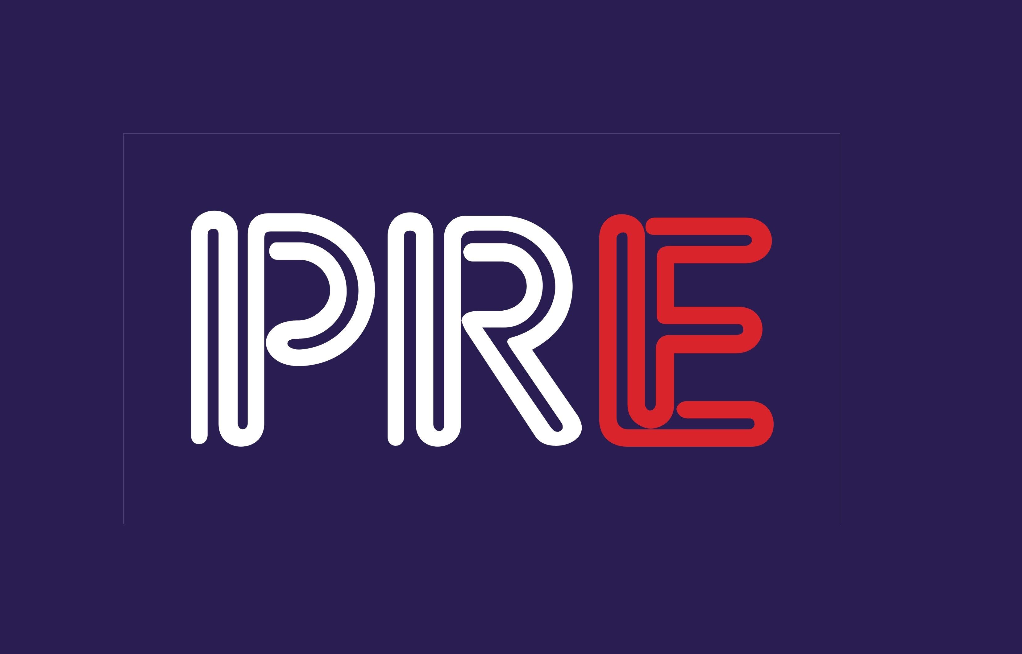 PRE (logo)