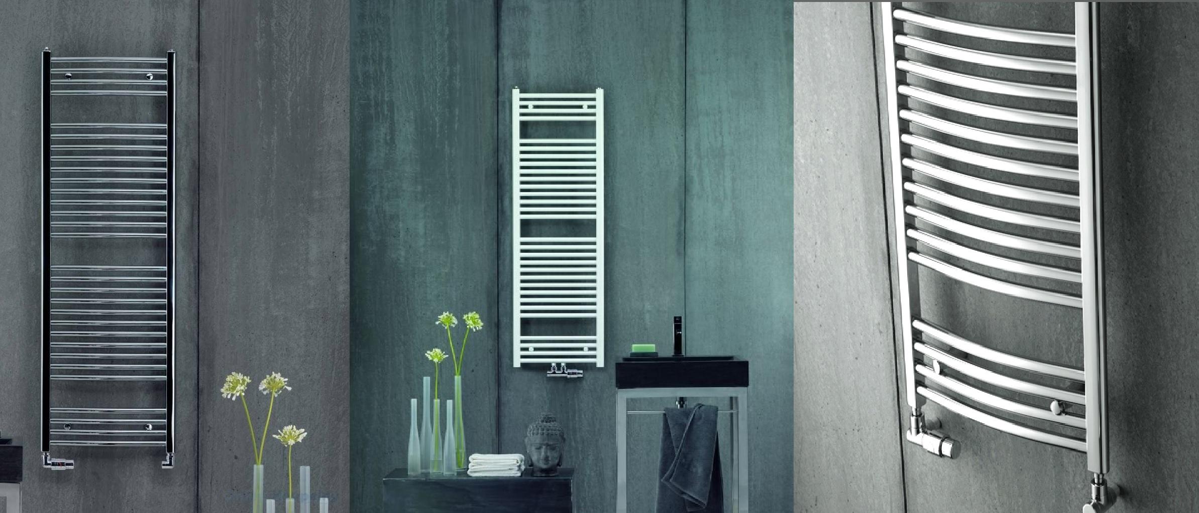 Koupelnové radiátory – jak je vybrat? Recenze