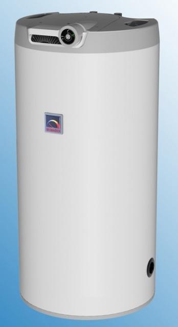 svislý ohřívač vody