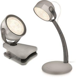 Philips Set klip + lampička Dyna