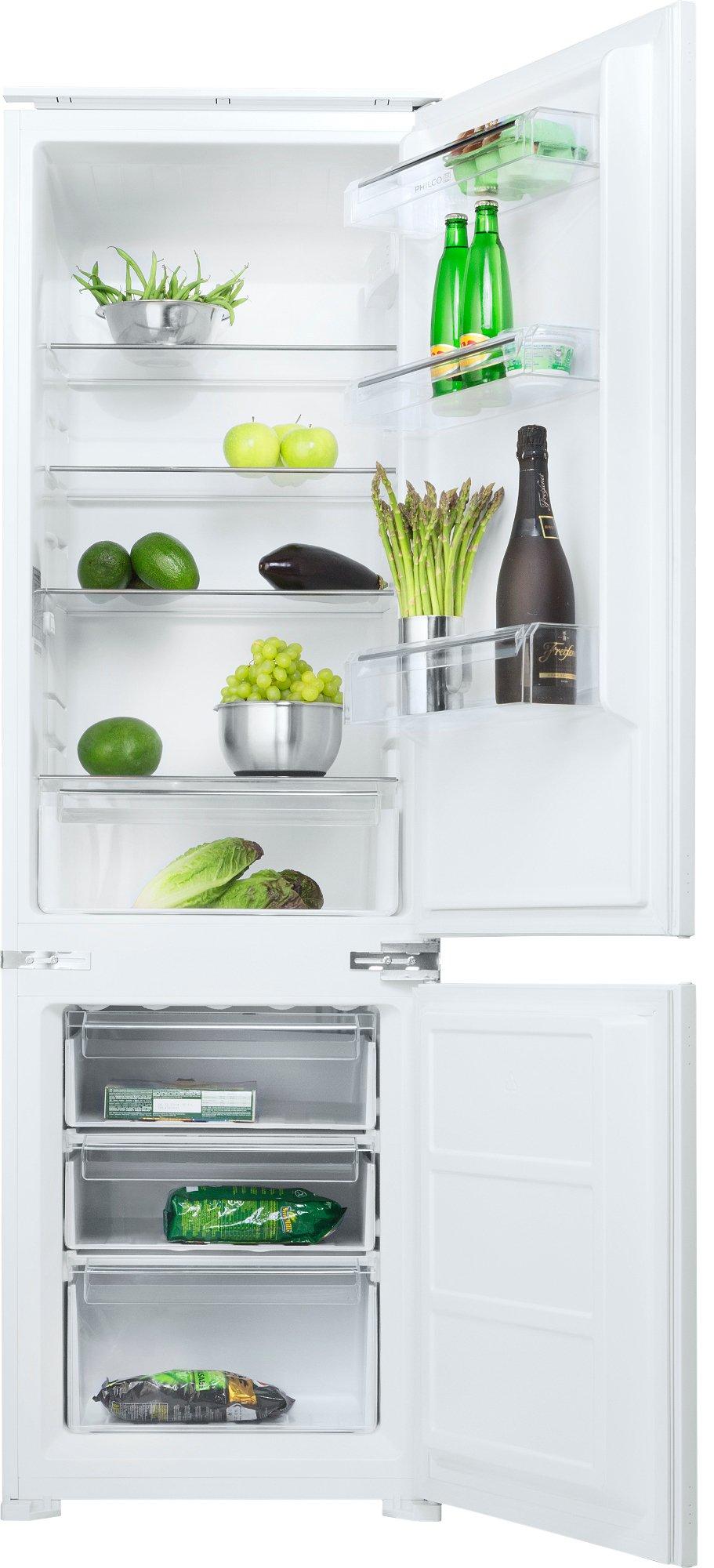 Nejlepší vestavné lednice s mrazákem – recenze