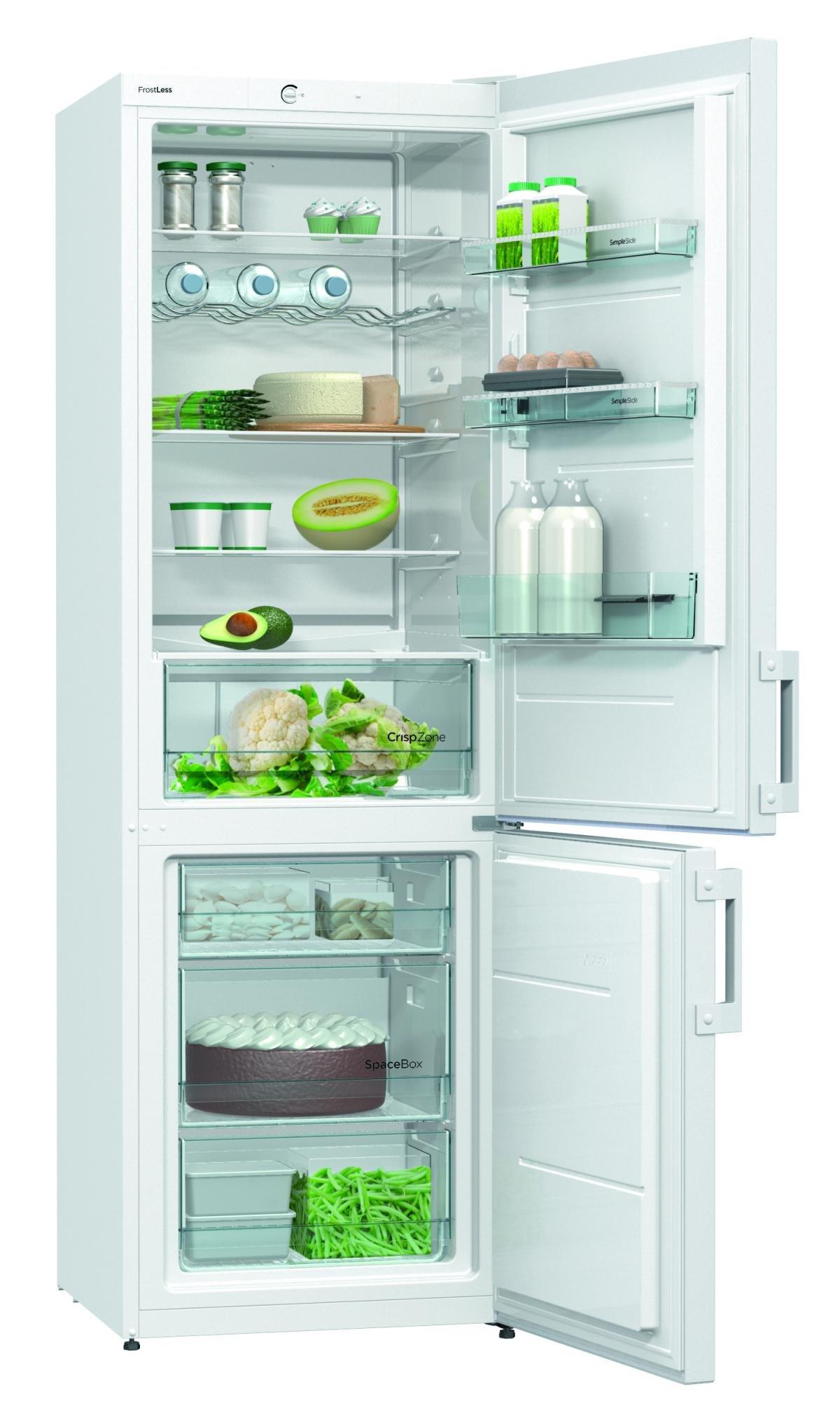 Recenze – nejlepší lednice s mrazákem dole