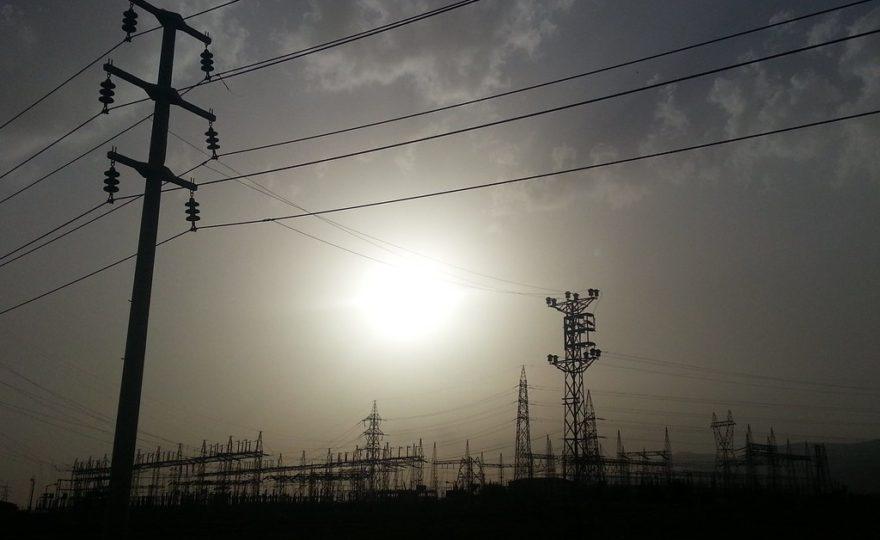 Ceny elektřiny v roce 2020